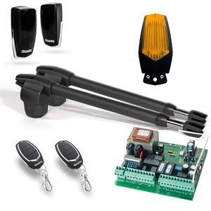 Kit automatizare poarta batanta Motorline LINCE 300 - 230V, 2.5 m/canat, 250 Kg/canat, 180 W imagine