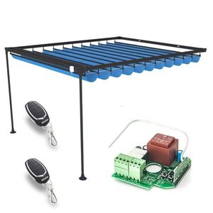 Kit automatizare copertina Motorline PERGOLA 2C, 230 Vac, 12 RPM, 30 Nm imagine