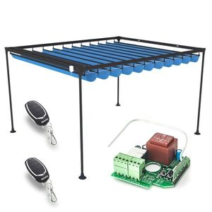 Kit automatizare copertina Motorline PERGOLA 4C, 230 Vac, 12 RPM, 30 Nm imagine