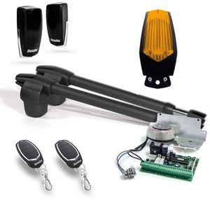 Kit automatizare poarta batanta Motorline LINCE 300 - 24V, 2.5 m/canat, 250 Kg/canat, 60 W imagine
