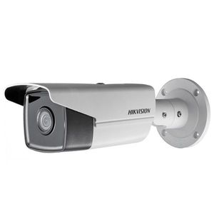 Camera supraveghere exterior IP Hikvision DS-2CD2T63G0-I5, 6 MP, IR 50 m, 2.8 mm, PoE imagine
