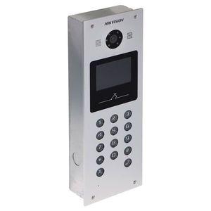 Videointerfon Hikvision DS-KD3002-VM, ingropat, 3.5 inch imagine