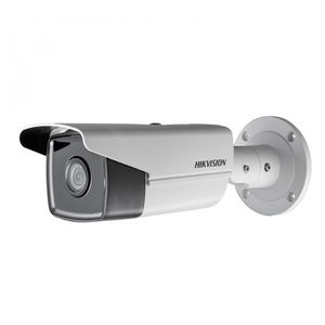 Camera supraveghere exterior IP Hikvision DS-2CD2T85FWD-I5, 8 MP, 50 m, 2.8 mm imagine