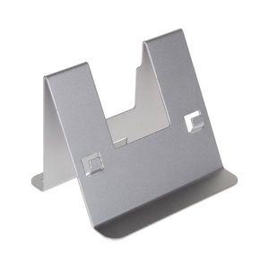 Suport pentru videointerfon HIKVISION DS-KAB21-H, otel inoxidabil, argintiu imagine