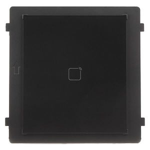 Modul cititor carduri pentru videointerfon HIKVISION DS-KD-M, Mifare, 12 V, aparent/ingropat imagine