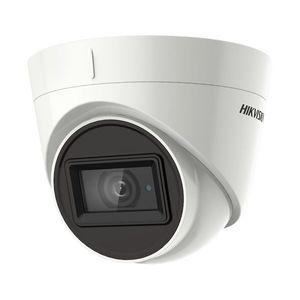 Camera supraveghere Dome Hikvision DS-2CE78U1T-IT3F, 8 MP, IR 60 m, 2.8 mm imagine