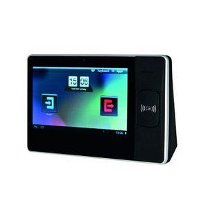 Cititor de proximitate cu pontaj BIOPAD-S100-ANDROID, RFID, 10000 utilizatori, 200000 evenimente imagine