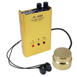 Microfon de contact (perete) cu reportofon integrat Sun Mechatronics FL-1000, 15 ore, 550 mAh, 4 GB imagine