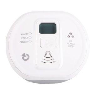 Detector de monoxid de carbon Jablotron 100 EI208DW, LCD, LED, buzzer imagine