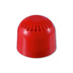 Sirena adresabila alimentata din bucla UTC Fire&Security AS2363, 17-28 VDC, rosu, 97 dB imagine