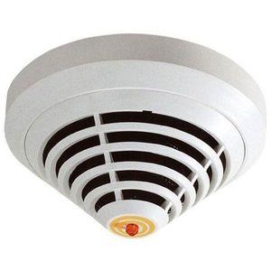Detector de fum, temperatura si gaz analog-adresabil Bosch Avenar FAP 425-DOTC-R, optic dual, 120 m2, 54 grade imagine