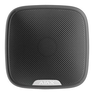 Sirena de exterior wireless AJAX StreetSiren BL, 150 dB, IP54, 1500 m imagine