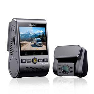 Camera pentru masina VIOFO A129 Pro Duo-G, 4K, WiFi, GPS, detectia miscarii imagine