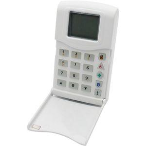 Tastatura LCD Pyronix MX-ICON, 8 zone imagine