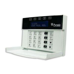 Tastatura LCD Pyronix MX-LCD, 32 zone imagine