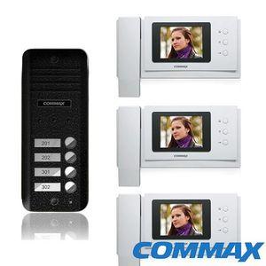 Set videointerfon Commax KIT CNM-3F imagine