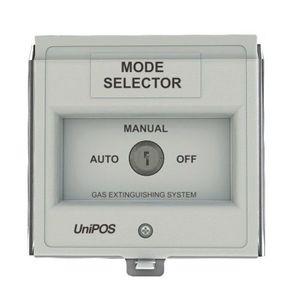 Buton selectie mod cu cheie UniPOS FD5302 imagine