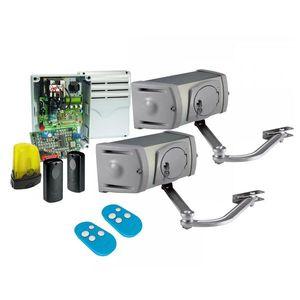 Kit automatizare porti batante Came 001U1274, 4 m , 800 Kg, 230 VAC imagine
