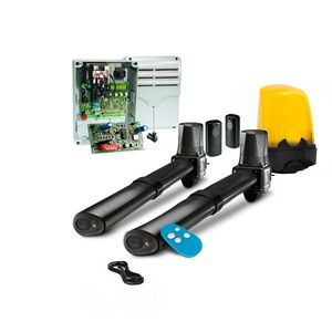 Kit automatizare poarta batanta Came 001U1492ML, 3 m, 800 Kg, 230 VAC imagine