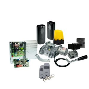 Kit automatizare poarta batanta Came 001U1901, 3.5 m, 800 Kg, 230 VAC imagine