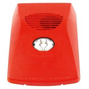 Sirena de incendiu adresabila cu flash FireClass FC440AIR, 100 dB, alimentare pe bucla, izolator imagine