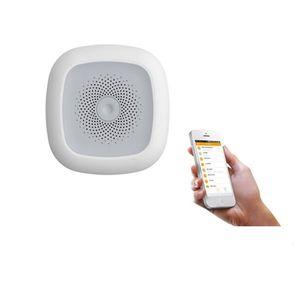 Senzor smart de temperatura si umiditate Orvibo ST21 ZigBee imagine