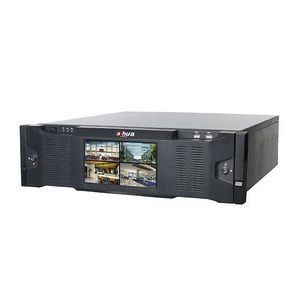 NVR Dahua NVR616D-128-4KS2, 128 canale, 12 MP, 384 Mbps, LCD imagine