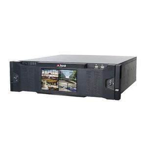 NVR Dahua NVR616DR-128-4KS2, 128 canale, 12 MP, 384 Mbps, LCD, alimentare redundanta imagine