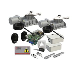 Kit automatizare poarta batanta Roger Technology KIT BR21/353/HS, 3 m, 400 Kg, 230V AC imagine