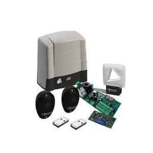 Kit automatizare poarta culisanta Roger Technology KIT BG/1004 HS, 1000 Kg, 590 W, 230V AC imagine
