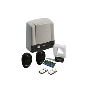 Kit automatizare poarta culisanta Roger Technology KIT BG/1604, 1600 Kg, 390 W, 230V AC imagine