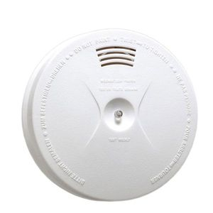 Detector de fum standalone cu sirena Acvil JBS02, 84 dB, autonomie 18 luni imagine