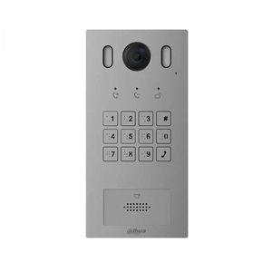 Videointerfon de exterior IP Dahua VTO3221E-P, 2 MP, Mifare, aparent/ingropat, 1 familie imagine