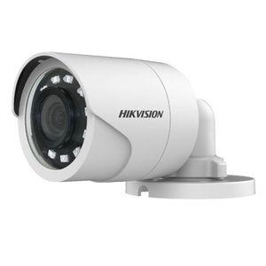 Camera supraveghere exterior Hikvision TurboHD DS-2CE16D0T-IRPF C, 2 MP, IR 20 m, 2.8 mm imagine