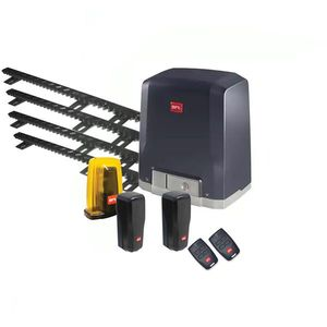 Kit automatizare porti culisante BFT DEIMOS-A400-BT-4XCREMALIERE, 400 Kg, 24 V, limitator electromecanic imagine