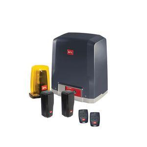Kit automatizare porti culisante BFT DEIMOS-A400-ULTRA-BT-BEBA-WIFI, 400 Kg, 24 V, limitator magnetic imagine