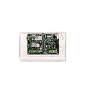 Modul izolator de BUS adresabil Inim SmartLiving IB200/P, protectie semnal, regenerare semnal, tamper imagine