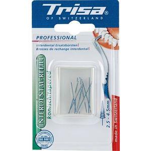 Rezerve pentru periute interdentare Trisa 617652, 2.5-4.5 mm, 10 buc imagine