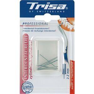Rezerve pentru periute interdentare Trisa 617733, 2.2 mm, 10 buc imagine