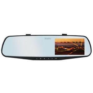 Camera auto DVR Xblitz Mirror, 4.3inch, Full HD, Neagra imagine