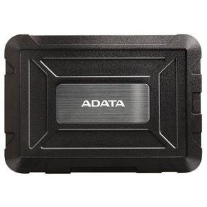 HDD Rack A-DATA Enclosure ED600, 2.5inch, USB 3.1 (Negru) imagine