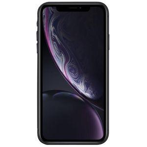 Telefon Mobil Apple iPhone XR, LCD Liquid Retina HD 6.1inch, 64GB Flash, 12MP, Wi-Fi, 4G, Dual SIM, iOS (Black) imagine