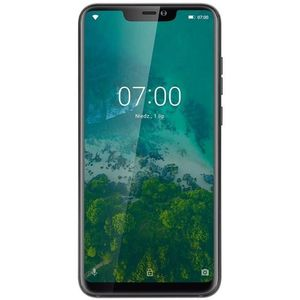 Telefon Mobil Kruger&Matz Live 7S, Procesor Octa-Core 2.5 GHz, IPS TFT Capacitive Touchscreen 6.18inch, 4GB RAM, 64GB Flash, 16 + 0.3 MP, 4G, Wi-Fi, Dual Sim, Android (Negru) imagine