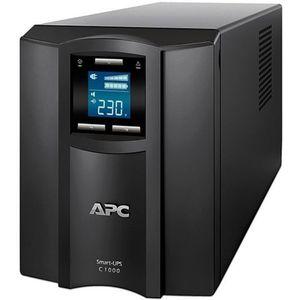UPS APC Smart-UPS SMC1000IC, Smart Connect, 1000VA/600W, 8 x IEC imagine