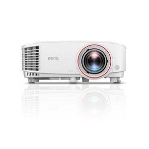 Videoproiector BenQ TH671ST, FHD (1920 x 1080), 3000 lumeni, Contrat 10000: 1, 3D Ready (Alb) imagine