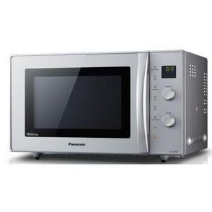Cuptor cu microunde Panasonic NN-CD575MEPG, 27l, 1000W (Argintiu) imagine