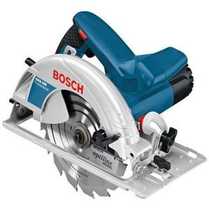 Ferastrau circular Bosch Professional GKS 190, 1400 W, 5500 RPM, Panza 190 mm imagine