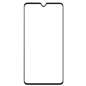 Folie Protectie Sticla Temperata Devia Frame DVFOLM20BK pentru Huawei Mate 20 (Transparent/Negru) imagine