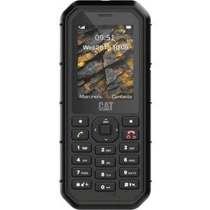 Telefon Mobil CAT B26, Ecran TFT 2.4inch, 2MP, Wi-Fi, 2G, Dual SIM (Negru) imagine