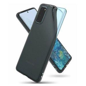 Husa Husa Samsung Galaxy S20 Ringke Air Transparent / Fumuriu imagine